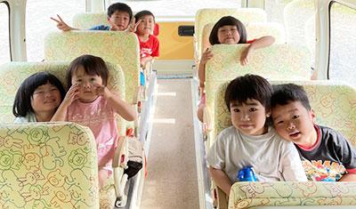 全席幼児シート完備